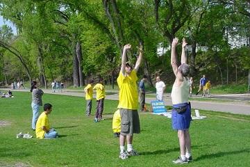 Learn Falun Gong