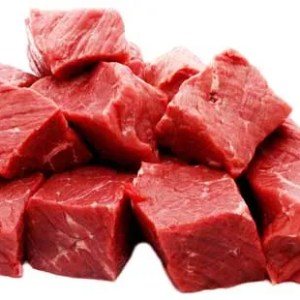 Fresh Beef Cubed