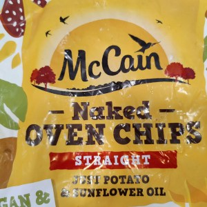 McCain Oven Chips  x900g