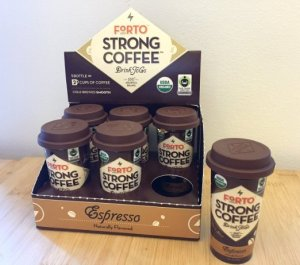 forto strong coffee