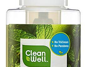 CleanWell Botanical Foaming Hand Soap