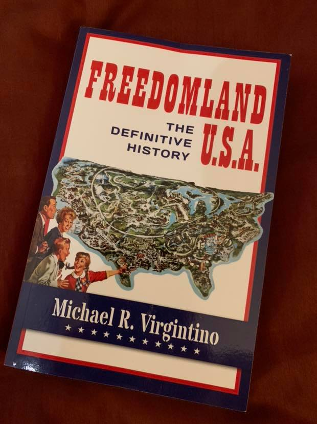 Win one of six copies of Freedomland U.S.A.: The Definitive History