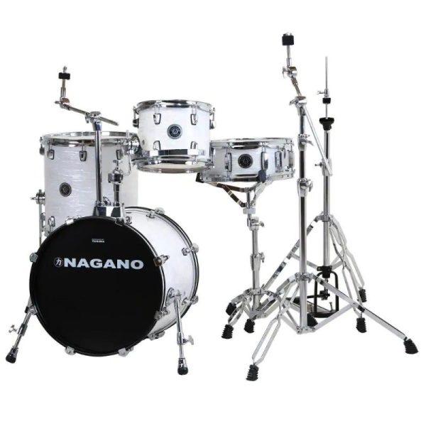 Bateria 18 Nagano Concert Gig s Pratos