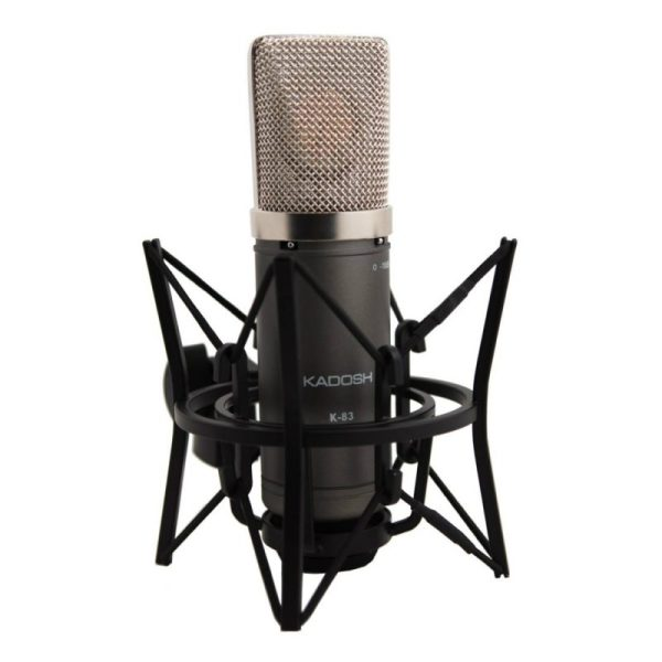 Microfone Para Estúdio KADOSH K-83