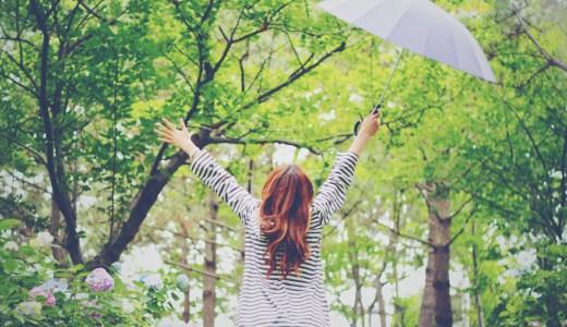 福井県(北陸地方)2019梅雨入りと梅雨明けの期間はいつからいつまで?