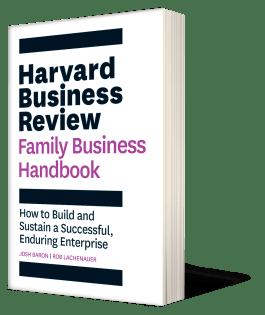 HBR - Family Business Handbook