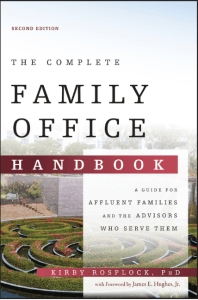 from family business to family office