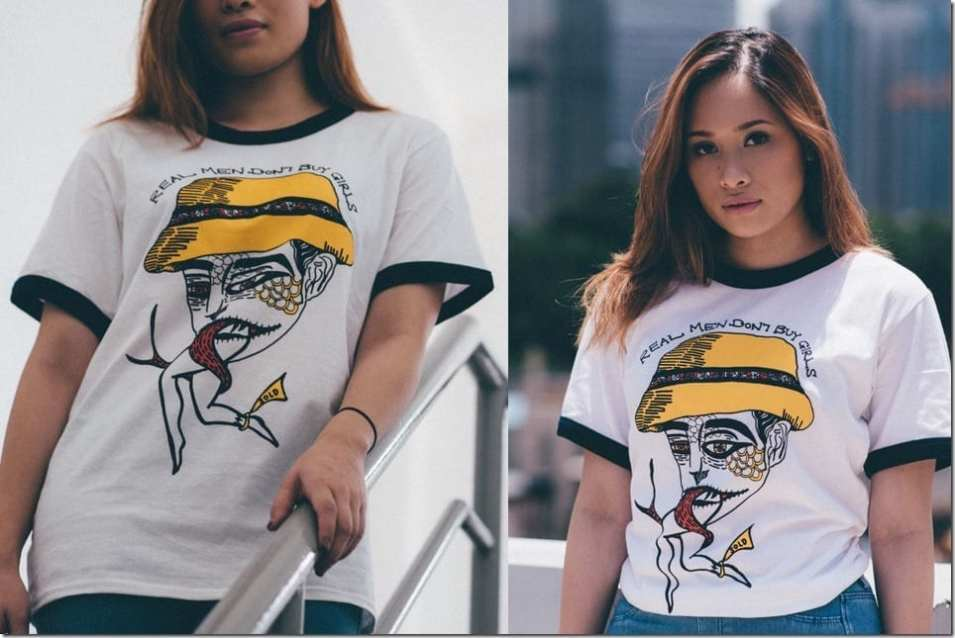 Fashionista NOW: Artistic Malaysian Tees You Want To Wear For A Good Cause