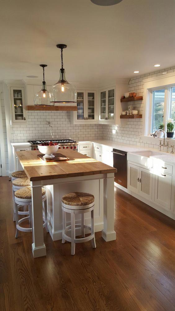 Small Kitchen Island Ideas: 20+ Inspiring Designs on a ... on Small Space:fn118Lomvuk= Small Kitchen Ideas  id=31337