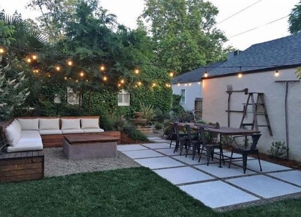 DIY Simple Backyard Ideas: 23+ Mesmerizing Decor for ... on Backyard Design Ideas Diy id=30549