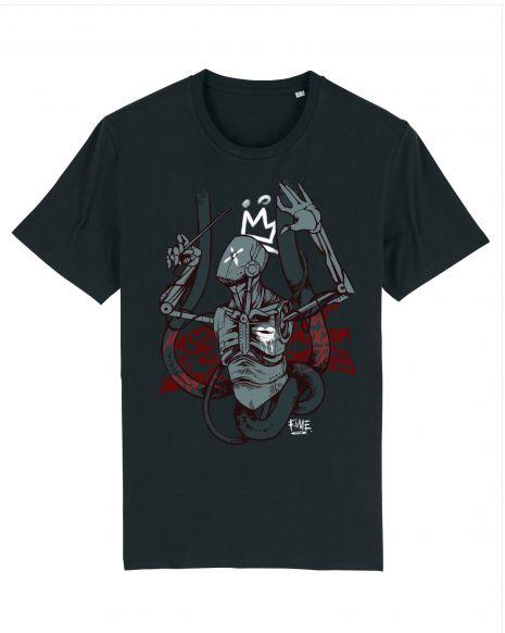 AI COMPOSER Unisex T-Shirt – Black