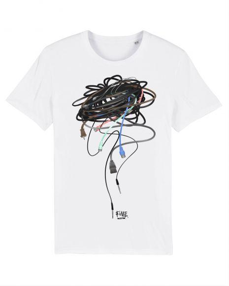 WIRED Unisex T-Shirt – White