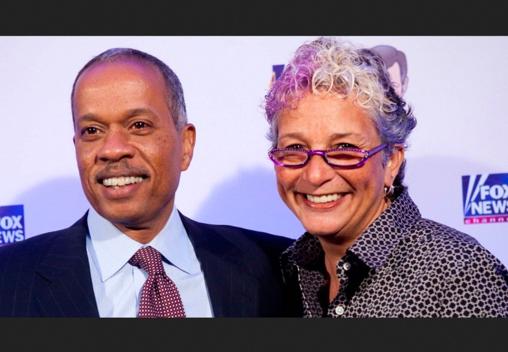 Juan Williams and wife Susan Delise