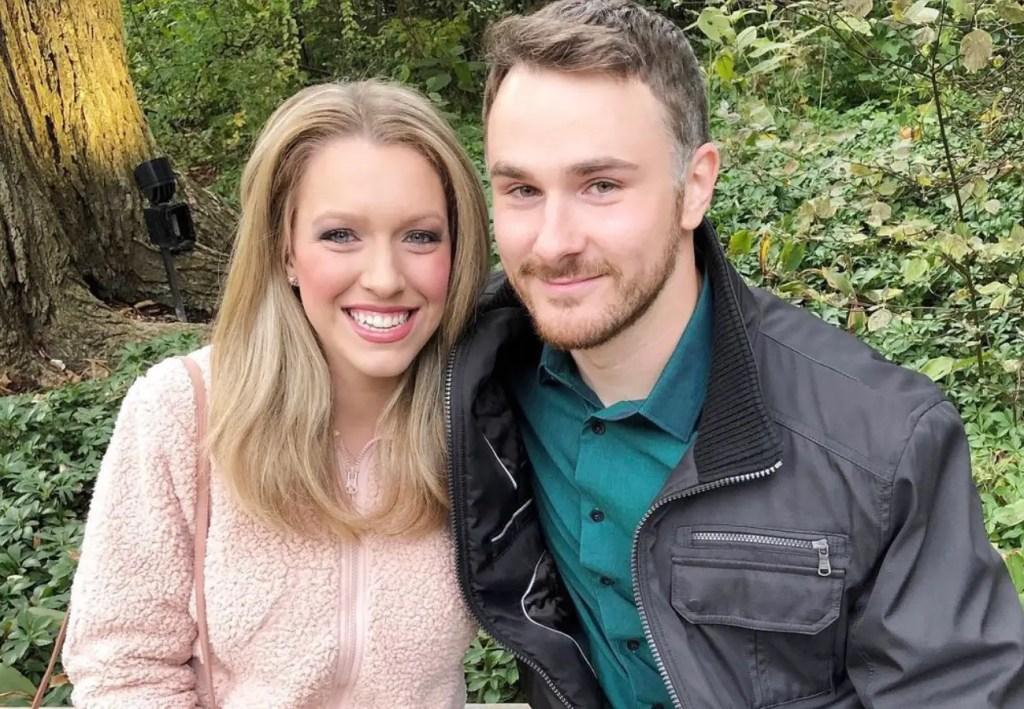 Star Derry and boyfriend Dainius Kuodis