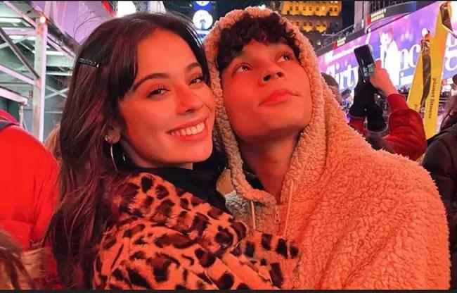 Diego Martir and ex-girlfriend Lauren Keetering