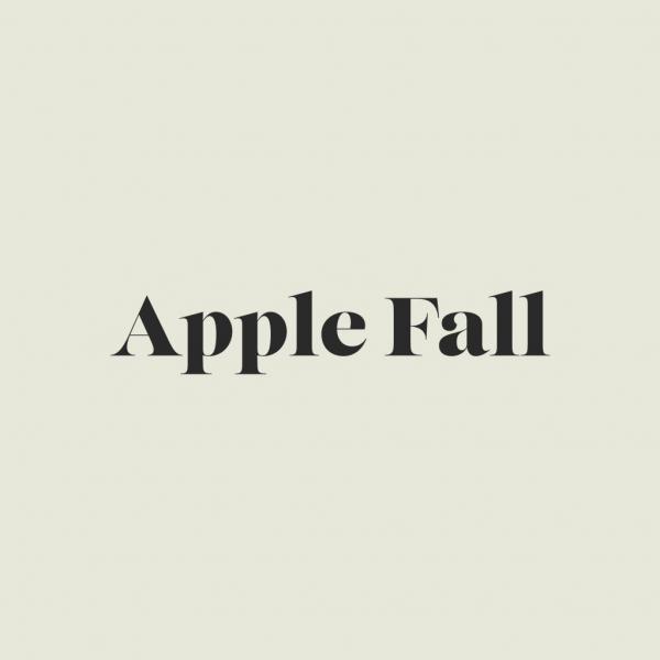 Apple Fall logo Feb 2018