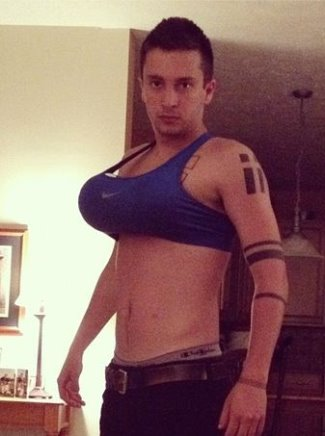 tyler joseph or straight wedding shirtless underwear
