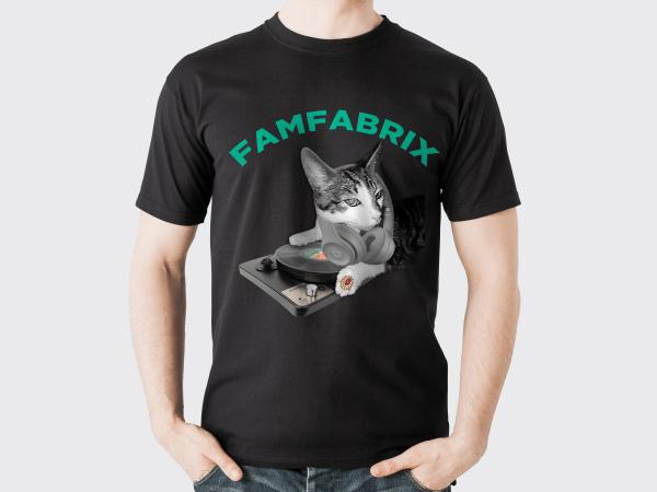 Famfabrix Original DJ Abu Cat 1st Edition