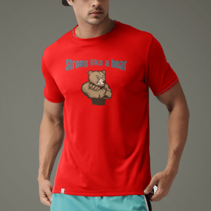 Strong Like A Bear Premium T-Shirt