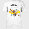 Aang Fury White Tee