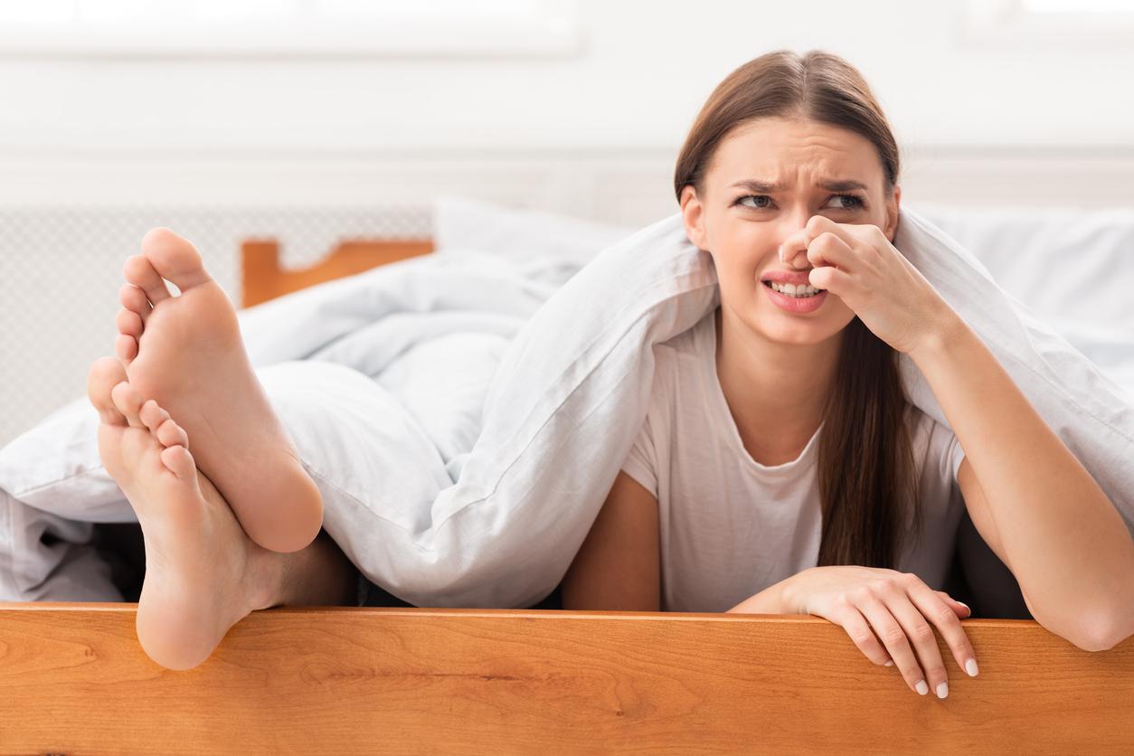 Sweaty Feet Tip Sheet