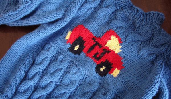 New_handknitted_swweater_from_Grandma_-_THX_GRANDMA____Flickr_-_Photo_Sharing_