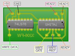 Fami Disk System FD3206 Write Mod « Fami World