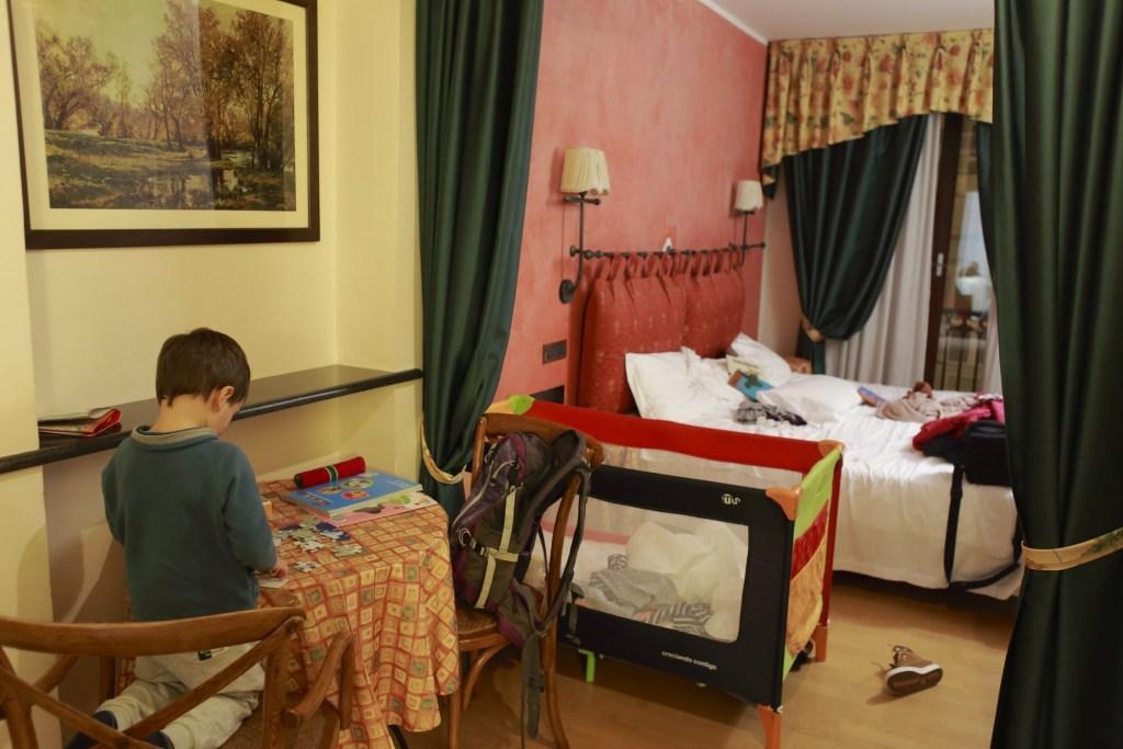 Dormire In Due Letto Singolo.Dove Dormire A Torino Con Bambini Hotel Piemontese Best Western