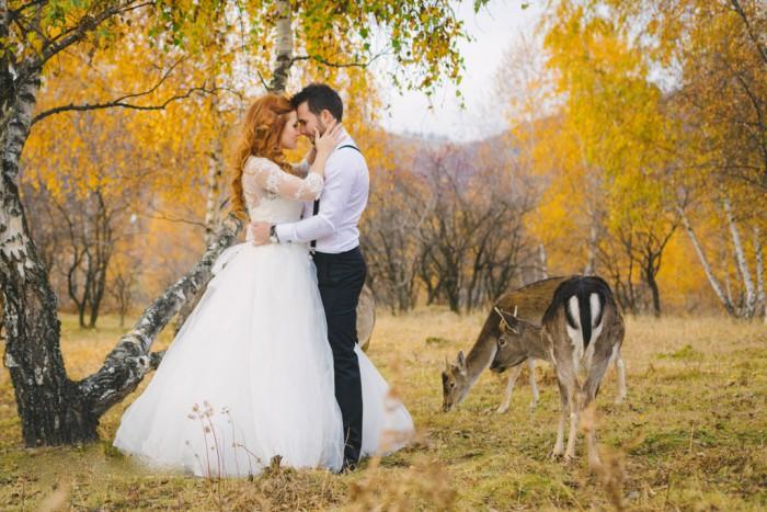 Bărbatul care-și iubește femeia pune baza unei familii fericite