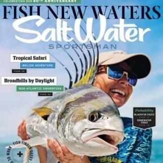 Revista Pesca Saltwater Sportsman