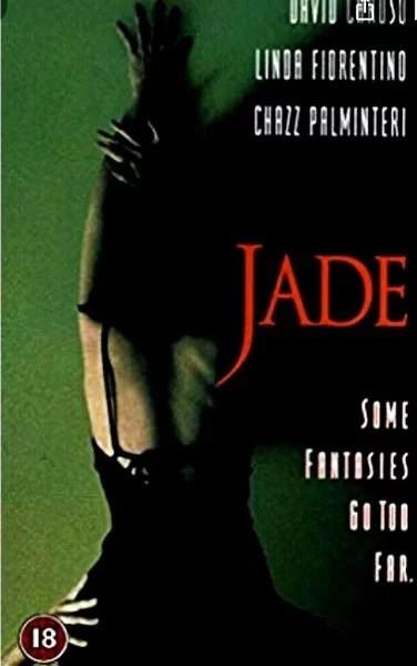 Jade, VHS original, Linda Fiorentino