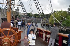 Ship Columbia