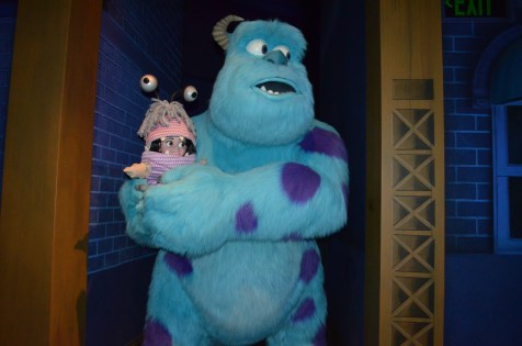 Brinquedo Monsters, Inc. Mike & Sulley to the Rescue!