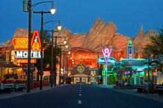 Cars Land (Photo-pass Disney)