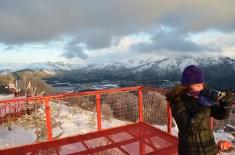 Vistas do Cerro Otto
