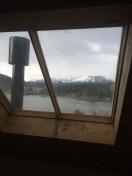 Nossa vista da clarabóia do Dut