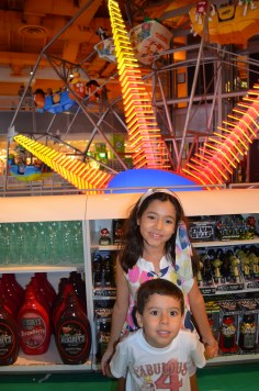 Roda Gigante da Toy 'R' Us