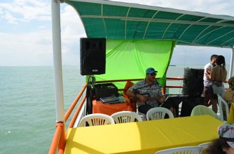 Barca Rio dos Currais