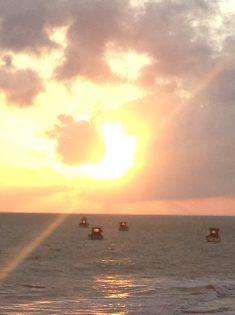 Onde o sol nasce primeiro