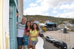 Família que Viaja Junto no Cine Theatro Guarany