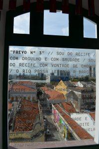 A vista do Bairro do Recife