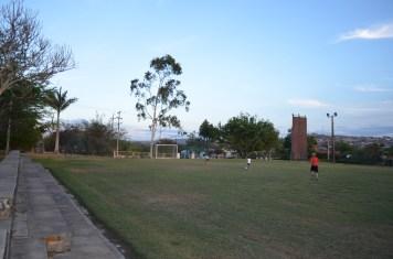 Futebol de fim de tarde