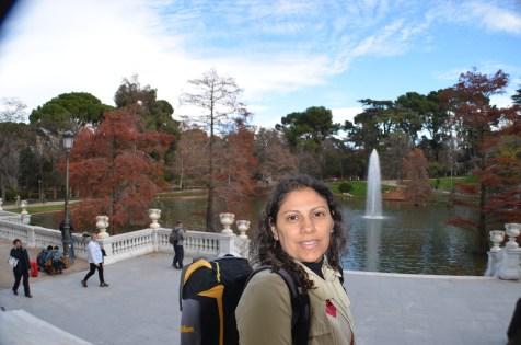Lago do Palácio de Cristal