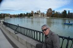Lago do Monumento Alfonso XII