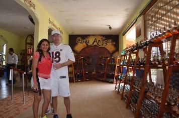 Hacienda de tequila