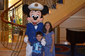 Mickey, de capitão