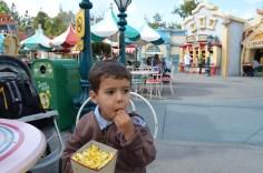 Lanche na Disney