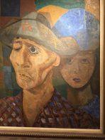 Lampião e Maria Bonita, 1947 (óleo s/ tela)