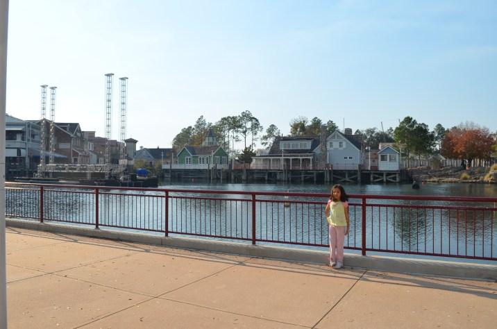 Lagoa do Universal Studios