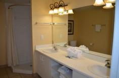 Banheiros suite A